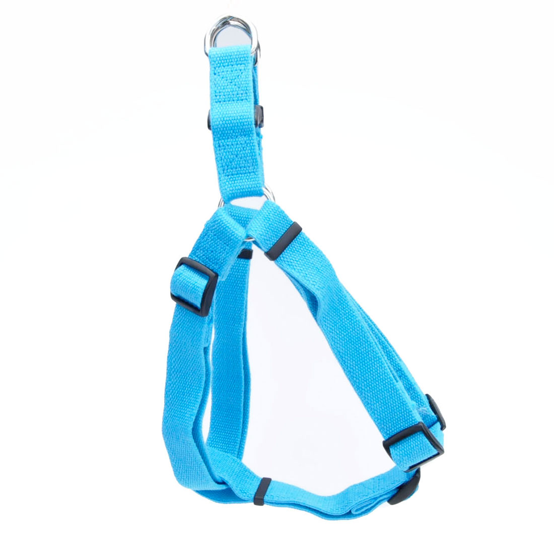 New Earth Soy Comfort Wrap Adjustable Dog Harness, Slate Image