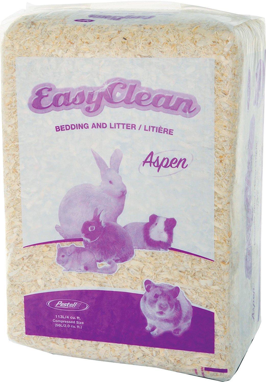 Easy Clean Aspen Small Animal Bedding, 113-L