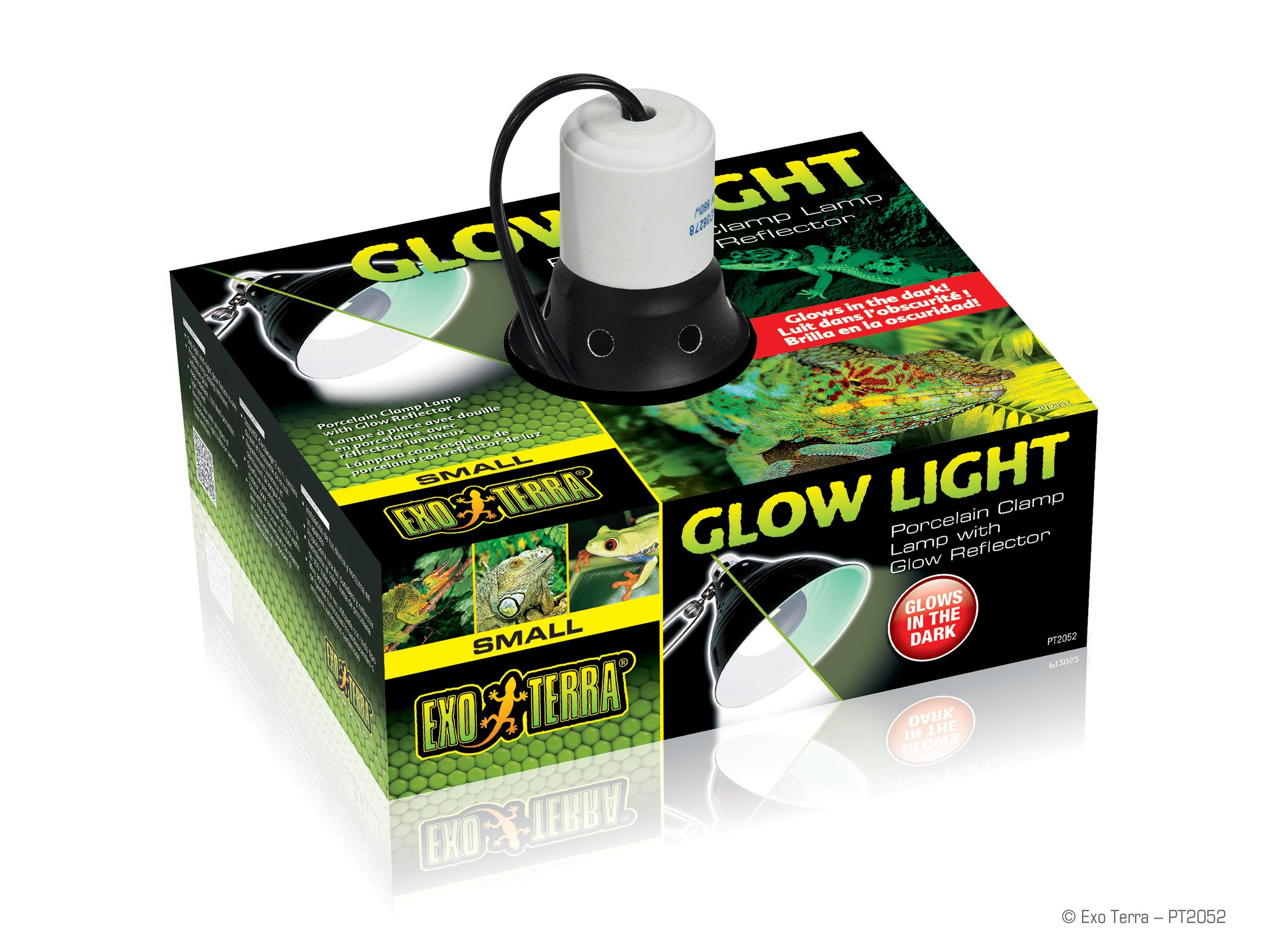 Exo Terra Glow Light for Terrariums, 5.5-in