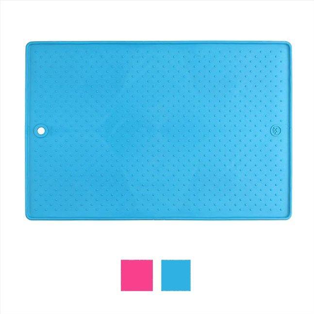 Dexas Popware Grippmat, Blue, Large