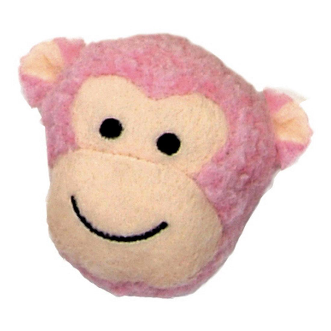 Li'l Pals Fleece Dog Toys, Monkey