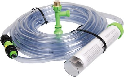 Python No Spill Clean and Fill Aquarium Maintenance System, 50-ft