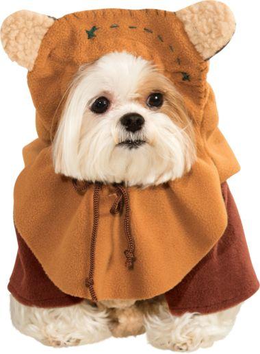 Rubie's Ewok Pet Costume, Medium