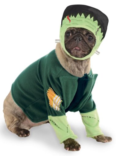 Rubie's Frankenstein Pet Costume, Large