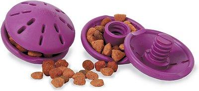 PetSafe Busy Buddy Twist 'n Treat Dog Toy, Medium
