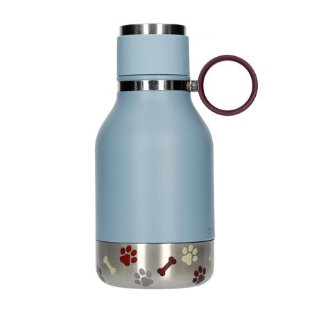Asobu Dog Bowl Bottle, Teal
