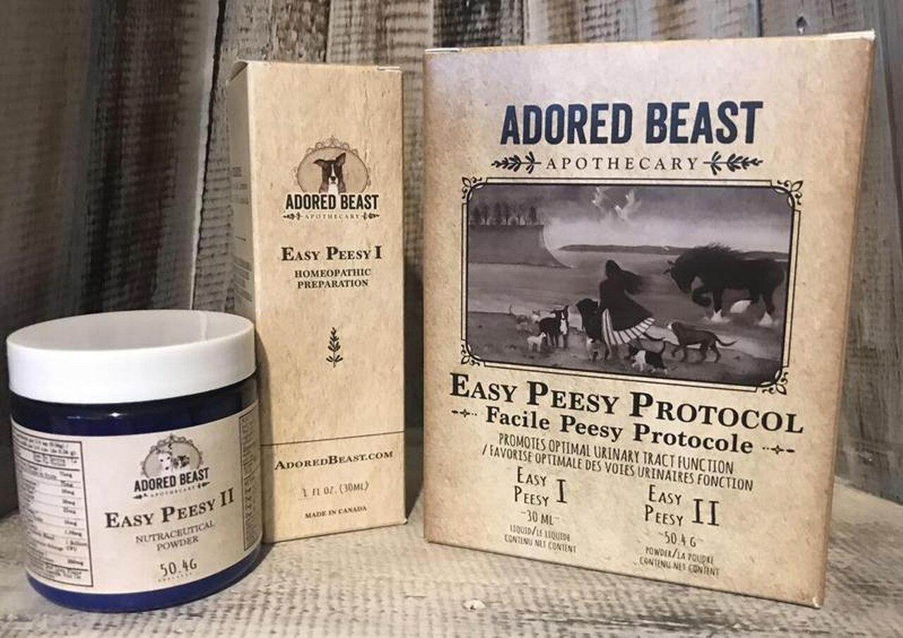 Adored Beast Easy Peesy Protocol for Dogs