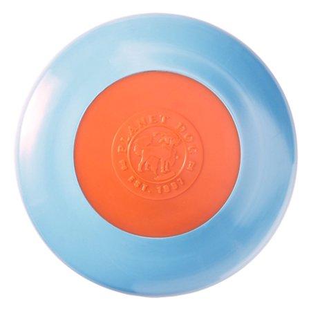 Outward Hound Zoom Flyer Frisbee Disc Dog Toy, Blue, Large