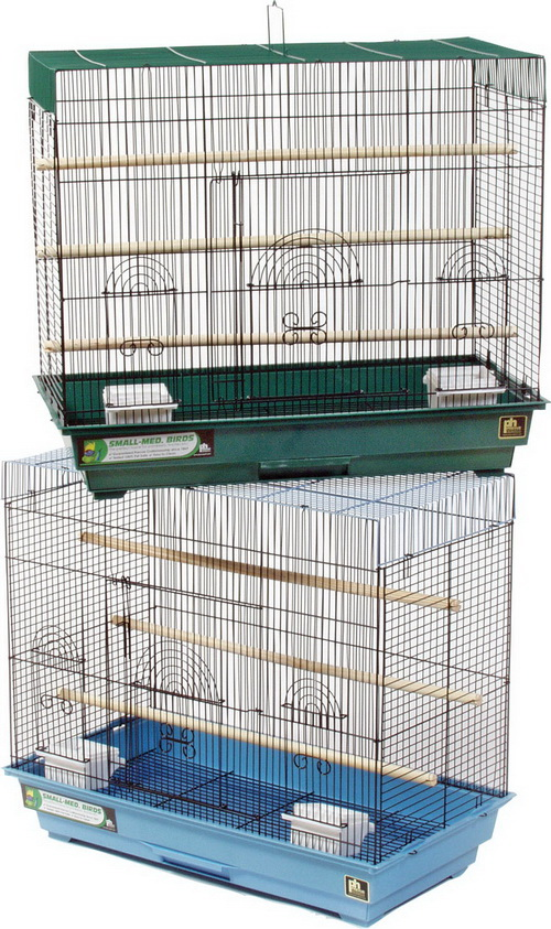Prevue Flight Cage, 25-3/4-in X 12-3/4-in X 20-in, 25-3/4-in X 12-3/4-in X 20-in