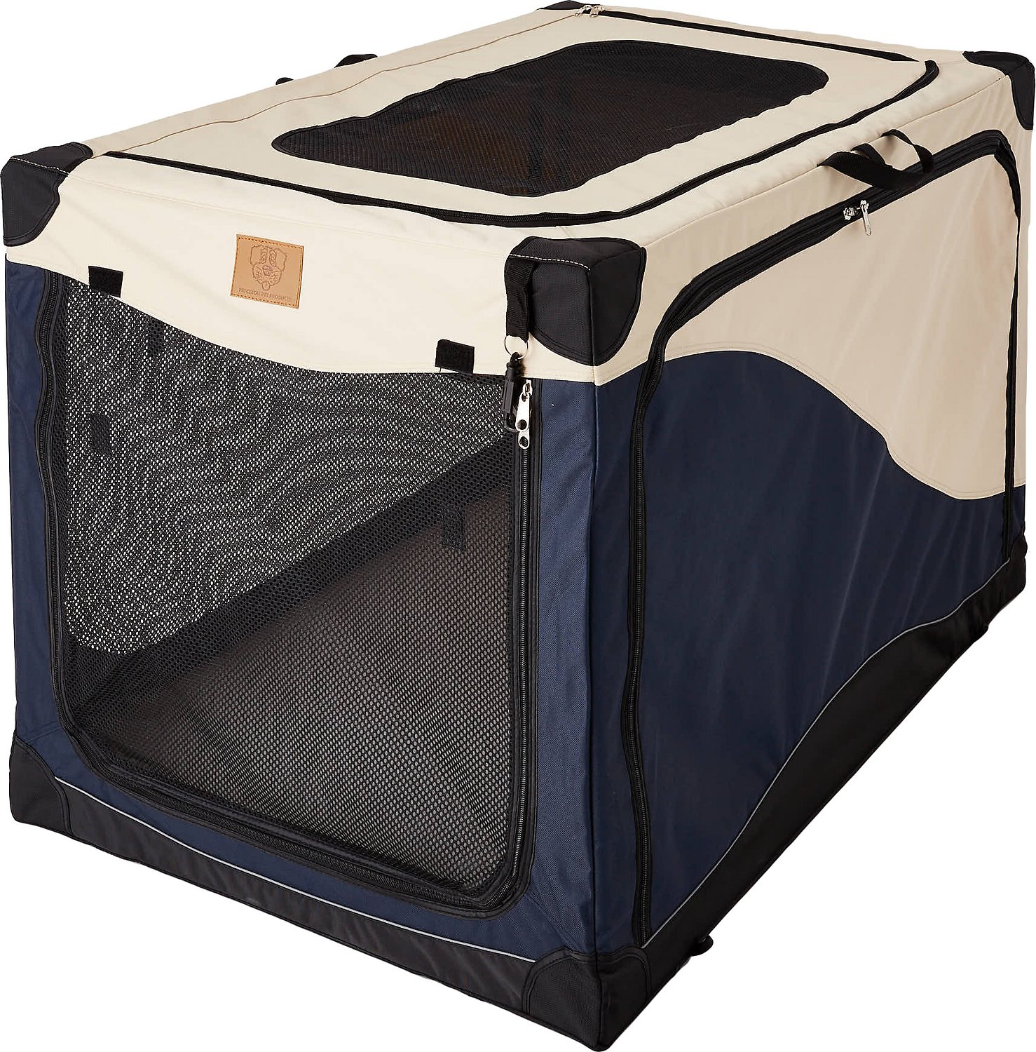 Precision Pet Soft Sided Crate Image