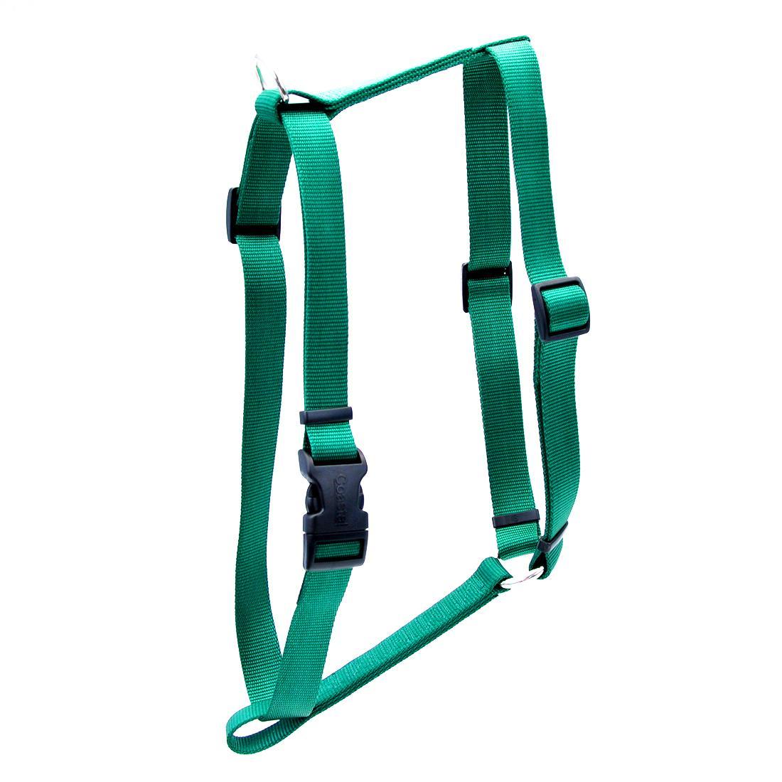 Coastal Standard Adjustable Dog Harness, Hunter, 3/8-in x 10-18-in