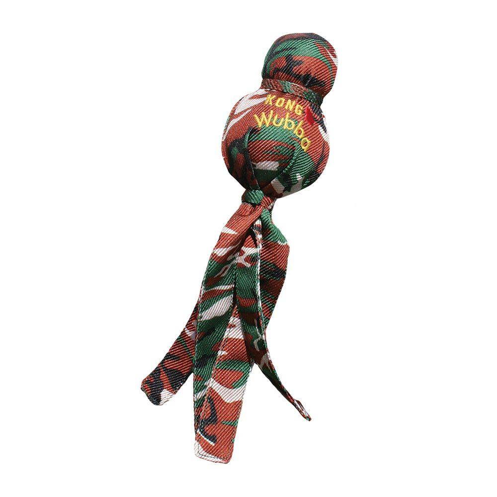KONG Wubba Camo Dog Toy, Assorted, Large