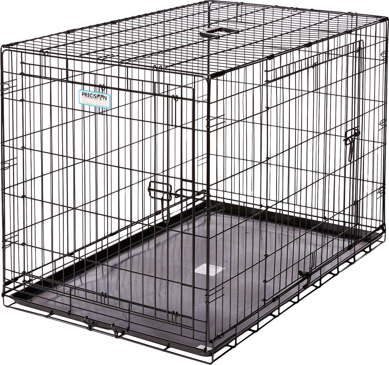 Precision Pet Provalu Double Door Dog Crate Image