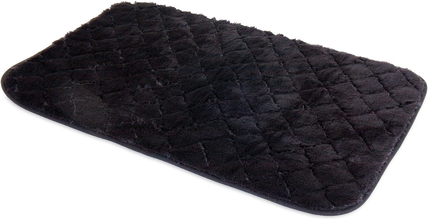 Precision Pet SnooZZy Sleeper Crate Mat, Black Image