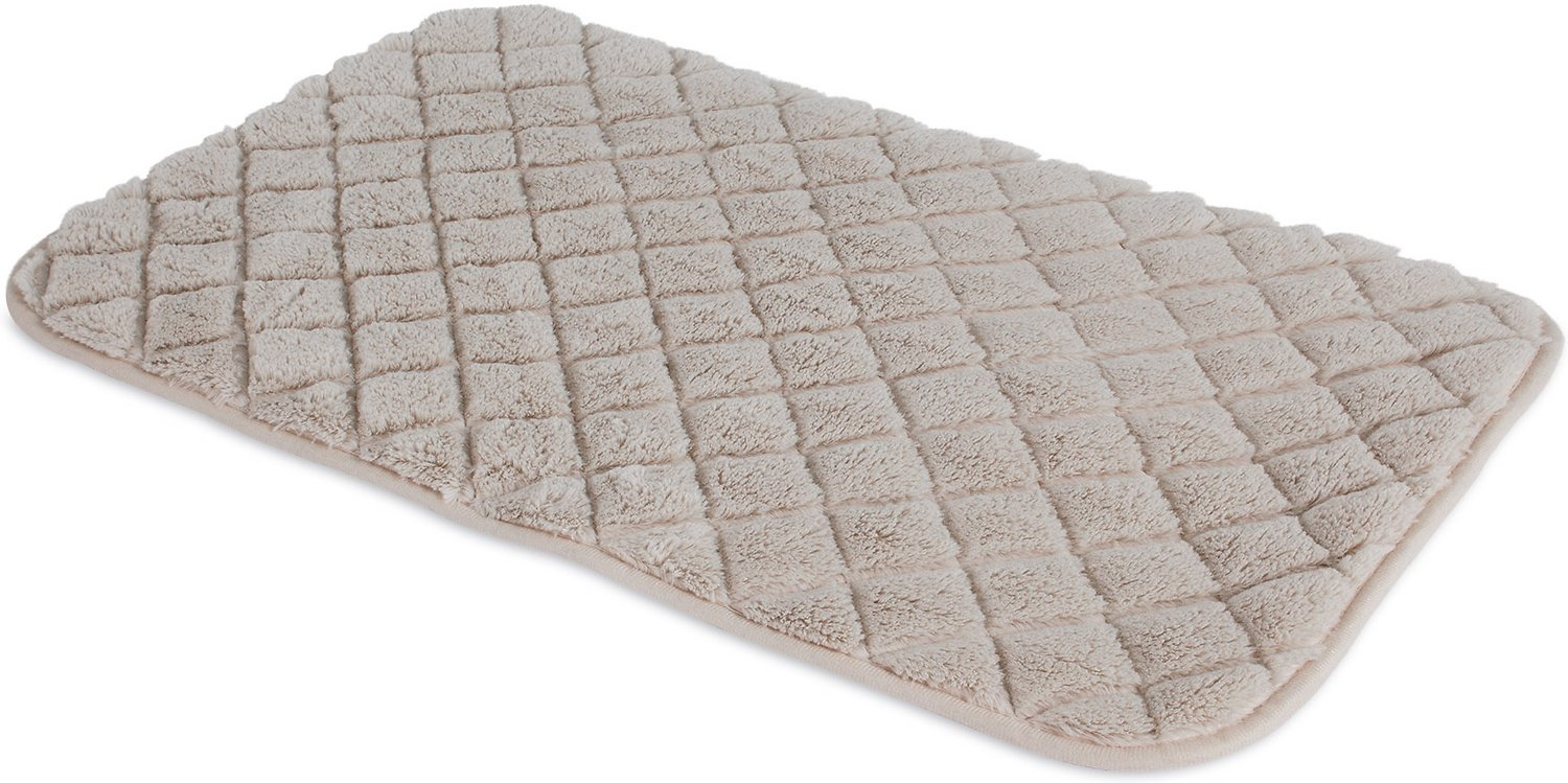 Precision Pet SnooZZy Sleeper Crate Mat, Natural Image