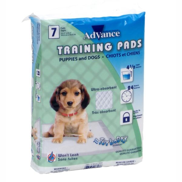 Coastal Advance Dog Training Pads with Turbo Dry Technology