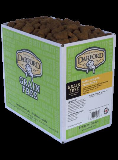 Darford Baked Cheddar Cheese Recipe Grain-Free Dog Treats