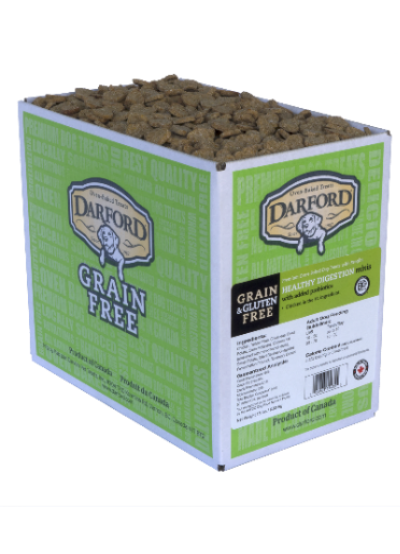 Darford Healthy Digestion Minis Functionals Grain-Free Dog Treats