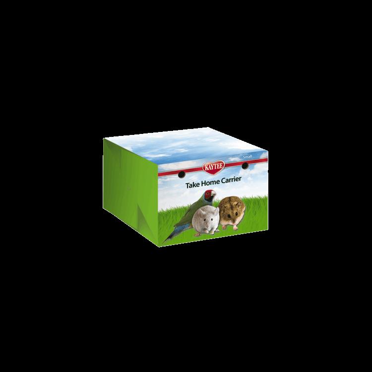 Kaytee Take-Home Box Carrier for Bird & Small Animal Image