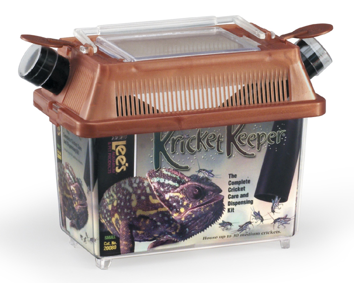 Lee's Kricket Keeper for Reptiles