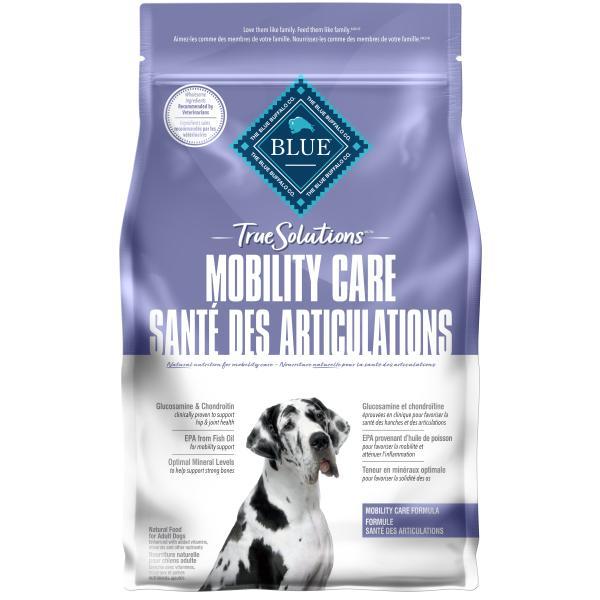 Blue Buffalo TRUE Solutions Mobility Care Dry Dog Food, 5-lb