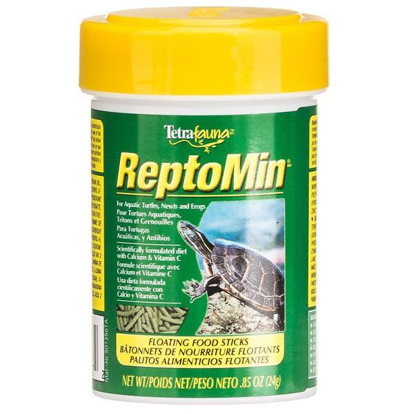 Tetrafauna Reptomin Floating Food Sticks Reptile Food Image