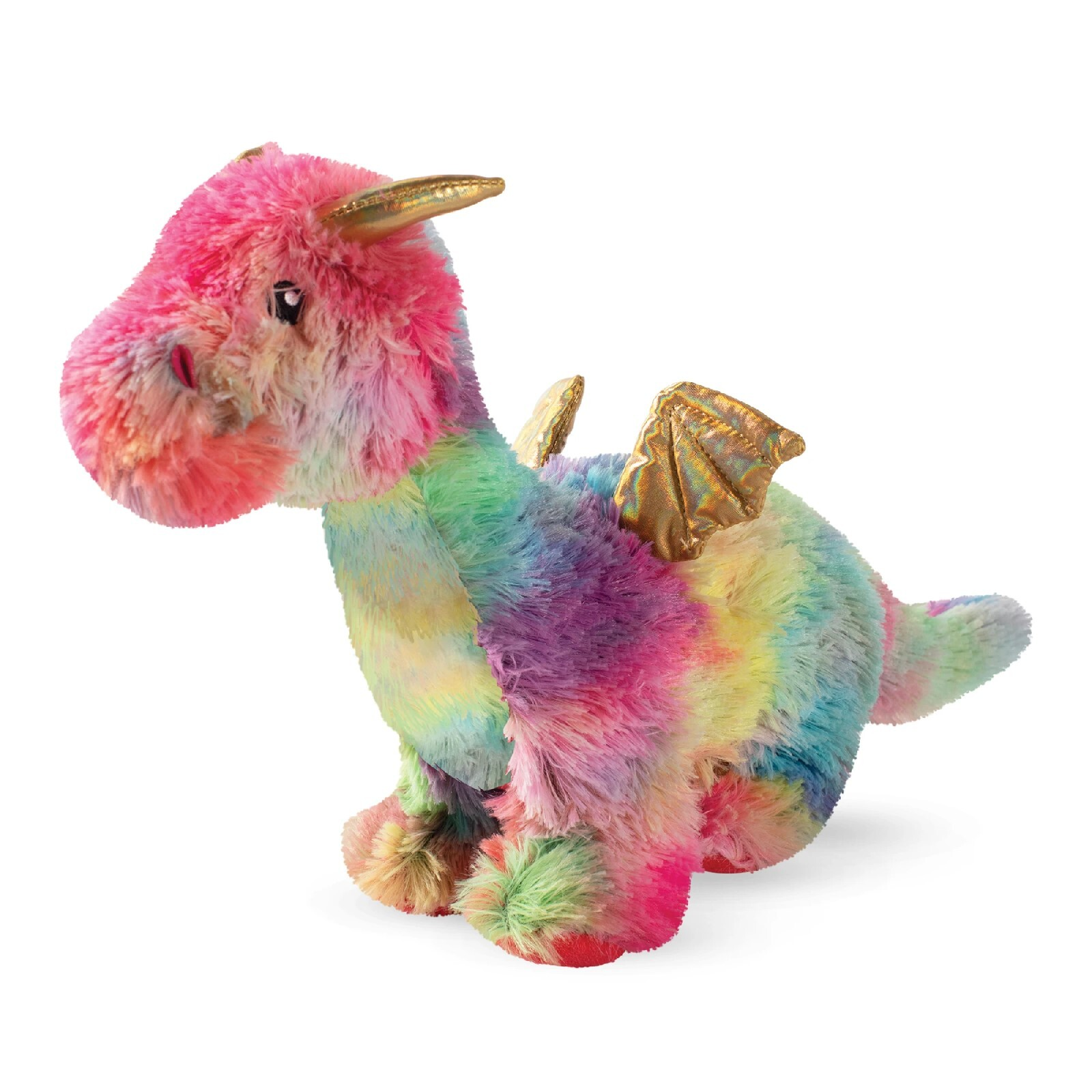 Pet Shop by Fringe Studio Rainbow Dragon Dog Toy Image