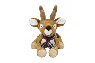 Fluff & Tuff Reggie Reindeer Dog Toy