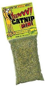 Yeowww! Organic Mini Catnip, 4-gram bag