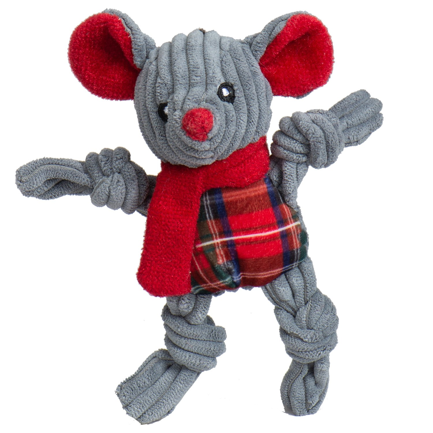 Huggle Hounds Holiday Wee Mouse