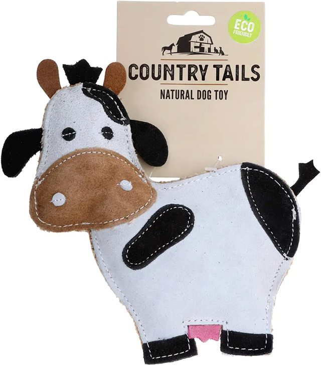 Country Tails, Cow Image