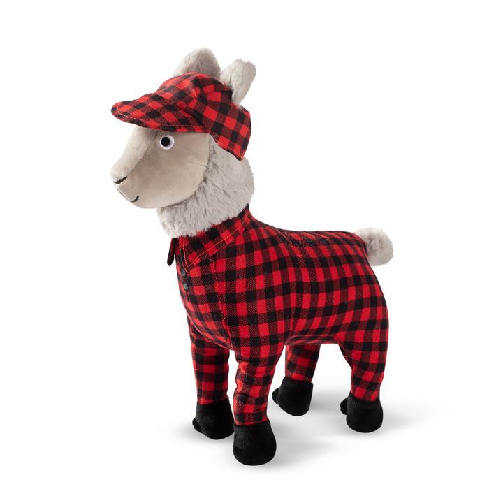 Pet Shop by Fringe Studio Petshop Pajama Llama Dog Toy