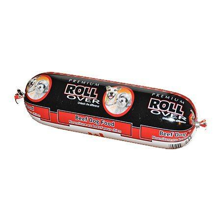 Rollover Premium Beef Dinner Dog Food, 400-gram