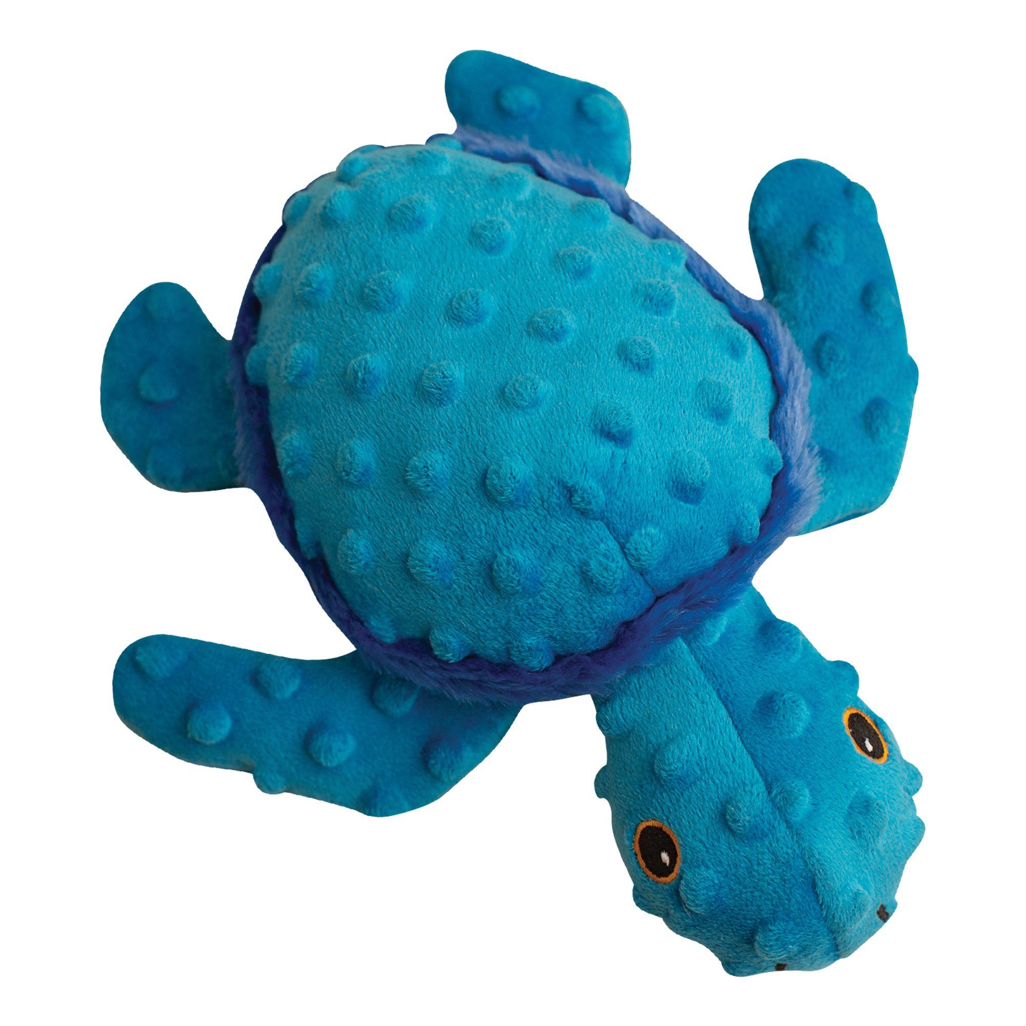 Snugarooz Tucker the Turtle Dog Toy, 10-in