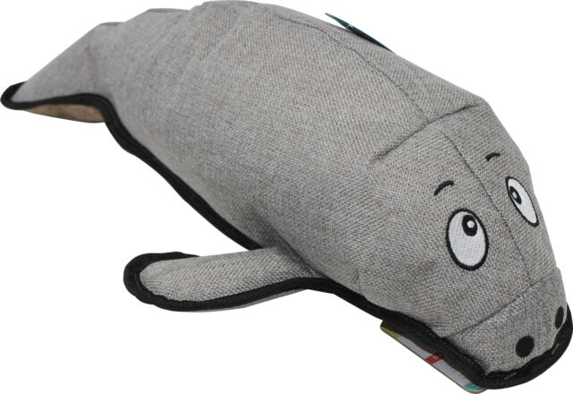 Snugarooz Murray the Manatee Dog Toy