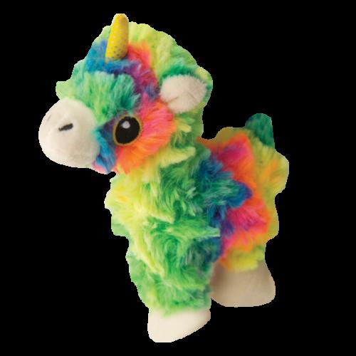 Snugarooz Baby Momma Llama Dog Toy, 6-in