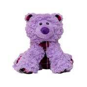 Sungarooz Bella the Bear Dog Toy, 11-in