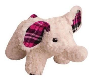 Snugarooz Ella the Elephant Dog Toy, 11-in