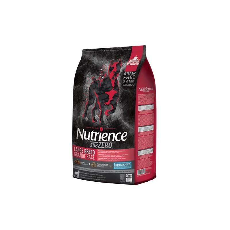 Nutrience SubZero Prairie Red Large Breed Dry Dog Food, 10-kg