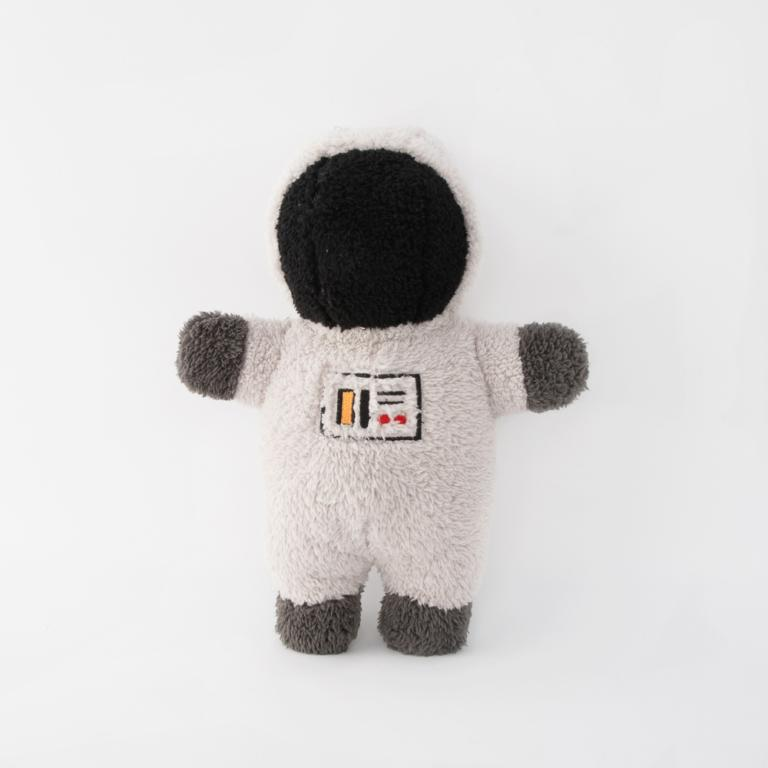 ZippyPaws Storybook Snugglerz Max the Space Explorer Dog Toy
