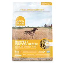 Open Farm Freeze Dried Chicken Morsels Image