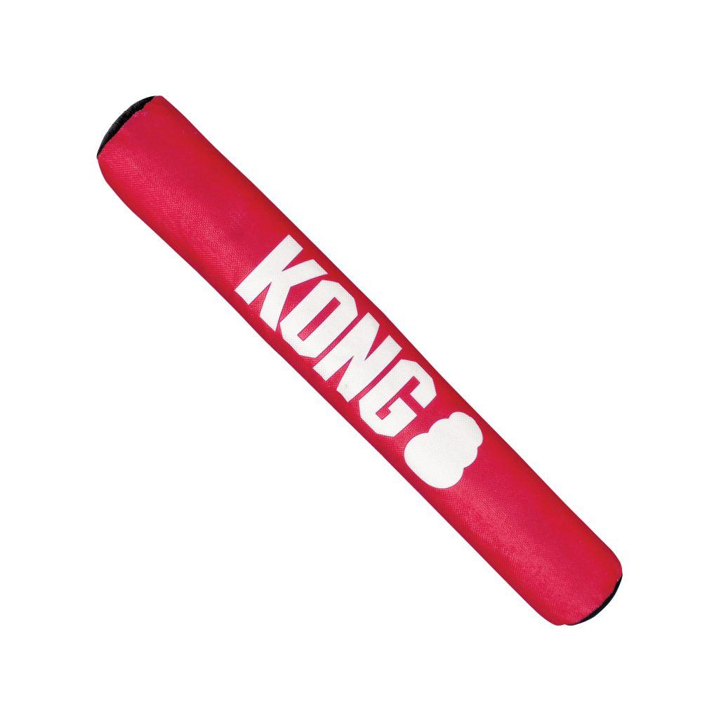 KONG Signature Stick Dog Toy, Large