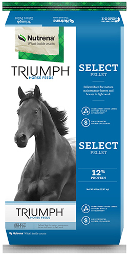 Nutrena Triumph Select Pellet