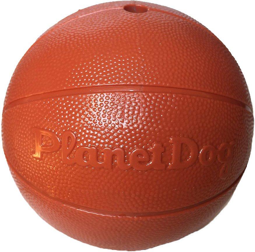 Planet Dog Orbee-Tuff Basketball Dog Toy