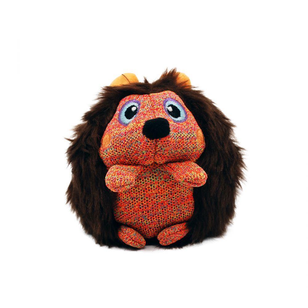 KONG Zigwigz Hedgehog Dog Toy, Medium