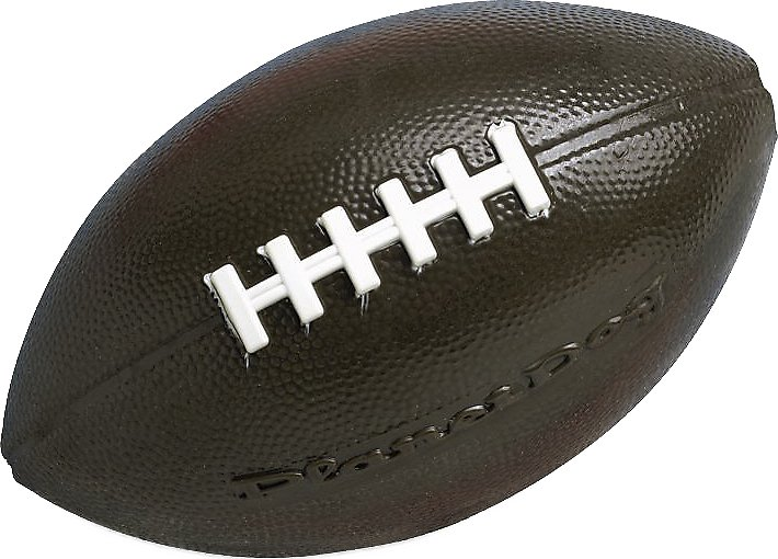 Planet Dog Orbee-Tuff Sport FootBall Dog Toy, 6-in long
