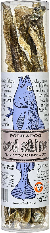 Polkadog Cod Skins Dog & Cat Treats Image