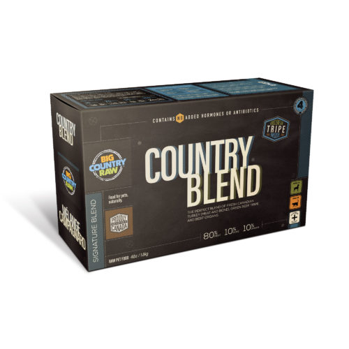 Big Country Raw Country Blend, 4-lb