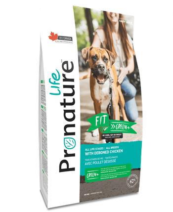 Pronature Life Fit Recipe with Deboned Chicken Dry Dog Food, 5-lb
