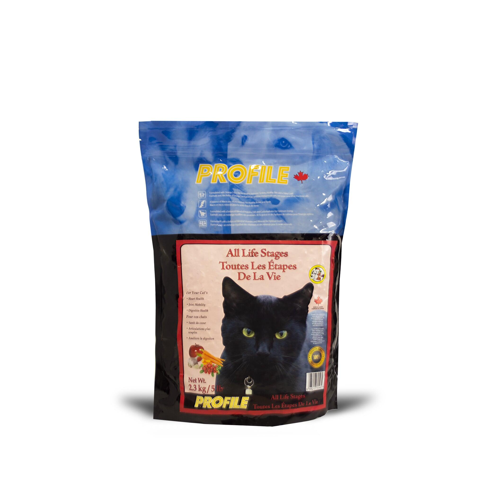 Profile All Life Stages Chicken Dry Cat Food, 2.3-kg Size: 2.3-kg